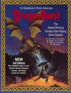 ドラゴンクエストTRPG